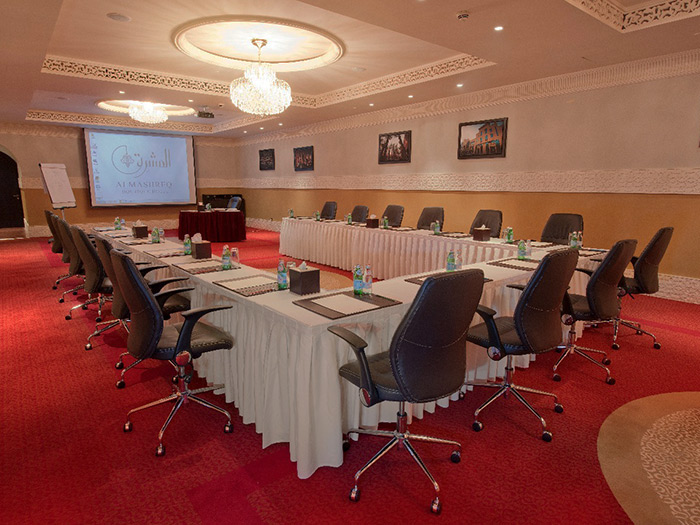 Al Mashreq Boutique Hotel فندق بوتيك المشرق - Business Meetings